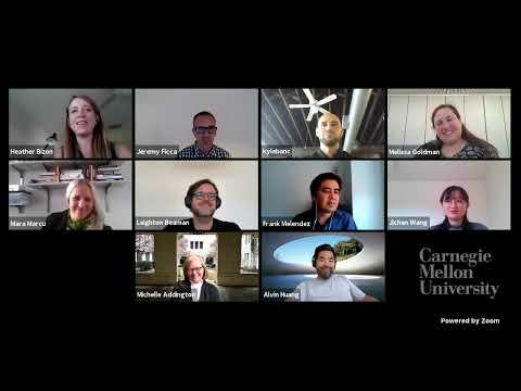 CMU SoA: M.Arch / MAAD Thesis Symposium
