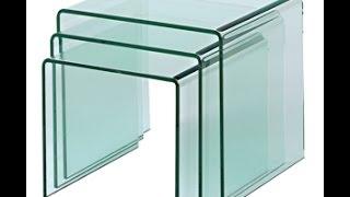 Как согнуть стекло / how to bend glass