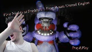 Игра : Five Nights at Freddy's 1 Free Roam Unreal Engine 4 / Five Nights At Freddy's Evolution