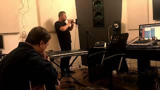 The Armenian Duduk meets an Acoustic Guitar.