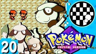 Smeargle  - (Pokémon) - 6 Smeargle Challenge: Pokemon Crystal | PART 20 FINALE