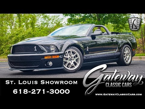 Video of '07 Ford Mustang Offered by Gateway Classic Cars - St. Louis - QB98