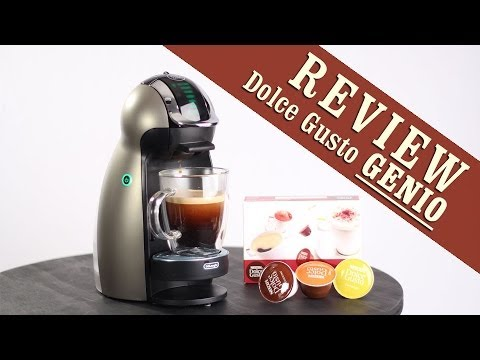 Dolce Gusto Genio – Exclusive Review