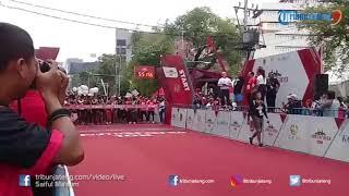 Ribuan Pelari Ikuti Lomba Lari Semarang 10K