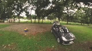 Iloilo Memorial Park - FPV | BetaFpv 85x v2 Insta360 Go