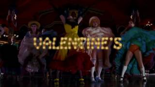 Valentines Day 2017  Moulin Rouge Dinner Show  Cavalli Club Dubai