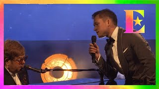 Elton John & Taron Egerton   'Rocket Man' (Cannes Film Festival 2019)