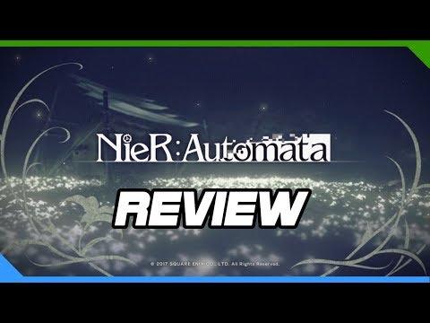 NieR Automata Review video thumbnail