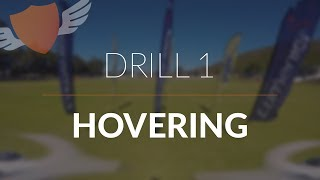 How-to Fly FPV Quadcopter/Drone // Beginner: Drill 1 // Hovering
