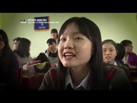 VTV7 | Đổi mới sáng tạo | Số 12: Học vật lý sáng tạo và độc đáo