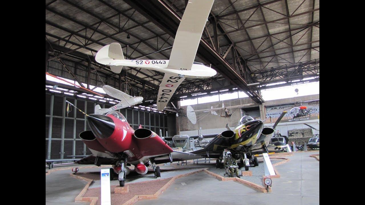 Das Militärluftfahrtmuseum Zeltweg - Eine Dependance des Heeresgeschichtlichen Museums