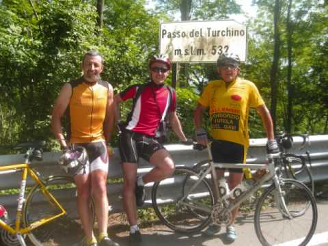 Zurich to Monte Carlo by bike - Part 5