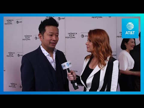 Lucky Grandma, Winner of AT&T Untold Stories, Hits the Red Carpet-youtubevideotext