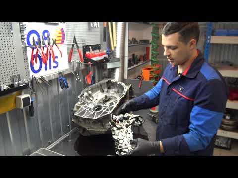 Фото к видео: Устройство и недостатки вариатора JF010E (RE0F09A) Nissan Murano, Teana