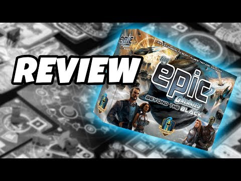 What's in the box...TINY EPIC GALAXIES: BEYOND THE BLACK