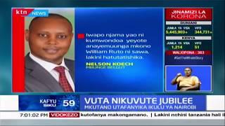 Jubilee kuandaa mkutano maalum wa wabunge katika ikulu ya Nairobi,  je kunani?