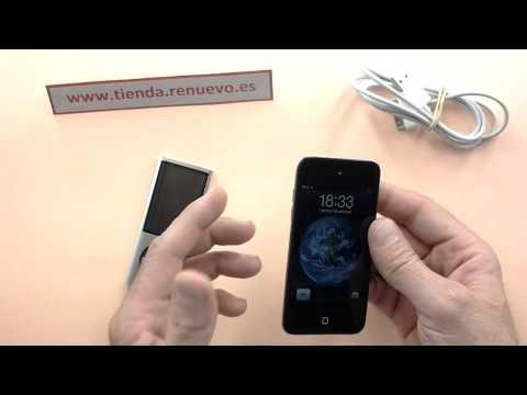 Mantenimiento y conservación de un iPod de segunda mano