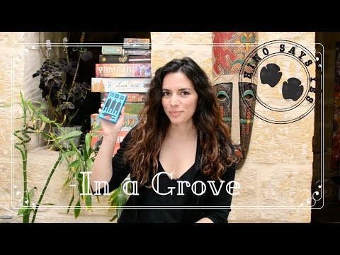 Short review and overview of In a Grove