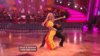 Chuck Wicks & Julianne Hough - Salsa