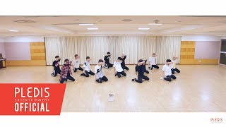 [Choreography Video] SEVENTEEN(세븐틴) 울고 싶지 않아(Don't Wanna Cry) Front Ver.