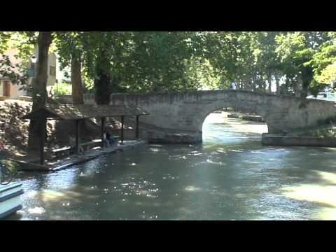 LE CANAL DU MIDI D'AGDE A LE SOMAIL