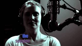 Meet Polly Gibbons (Behind the scenes recording her CD)