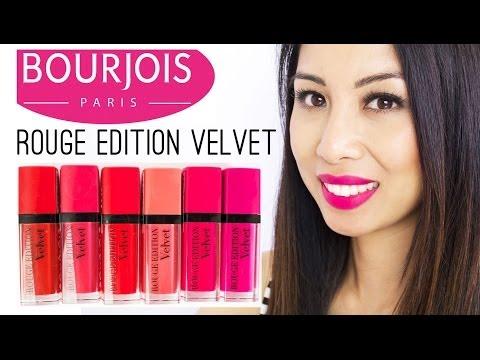 Rouge Velvet The Lipstick by Bourjois #6
