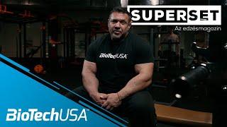 SUPERSET edzésmagazin
