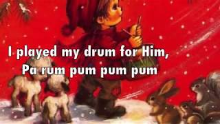 The Little Drummer Boy Christmas Song | Charlotte Church
