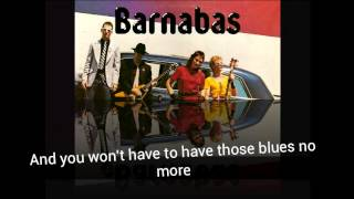 BARNABAS - NO MORE BLUES