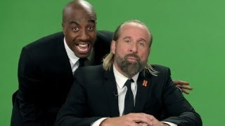 """Black Ops 2: Behind the Scenes of """"The Replacers"""""""