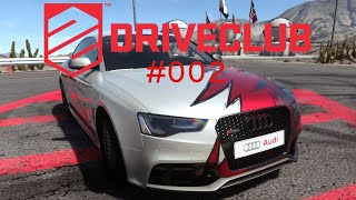 preview picture of video 'Driveclub #002 - Audi Power [PS4] ★ Let´s Play Driveclub'