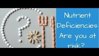 Common nutrient deficiencies after sleeve