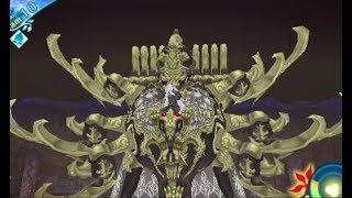 世界樹の迷宮X裏ボス貴き深淵の令嬢戦プレイ動画