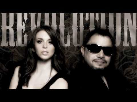 Angel Rodriguez (Feat. Ana Cristina) - Revolution