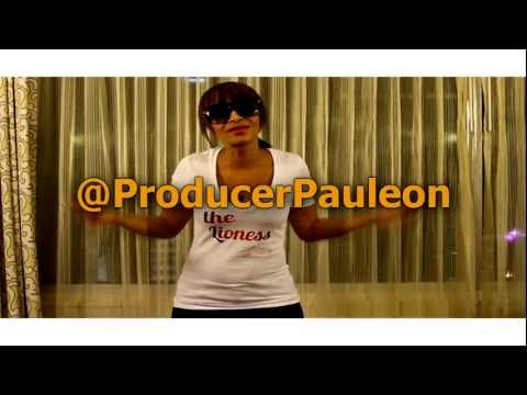 "Teedra Moses In New Orleans ""Shouts Out"" Producer Pauleon"