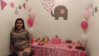 BABY SHOWER & CANDY BAR (Es Una Niña!)
