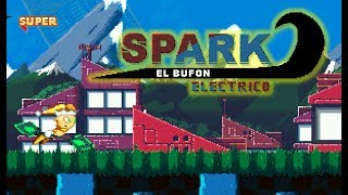 Spark the Electric Jester Flower Mountain (Super Spark)