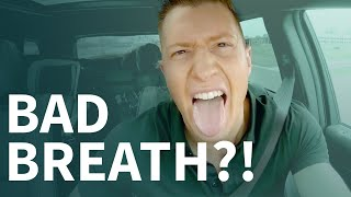 What Is The #1 Cause of Bad Breath? - How to fix it!