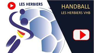 preview picture of video 'les herbiers handball'