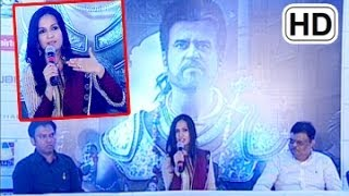 Soundarya R. Ashwin Speaks about Rajinikanth's Vikramasimha