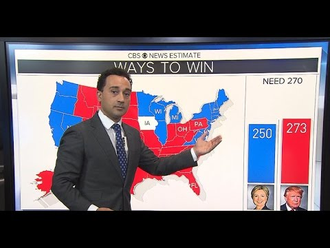Can Donald Trump win the presidential election?