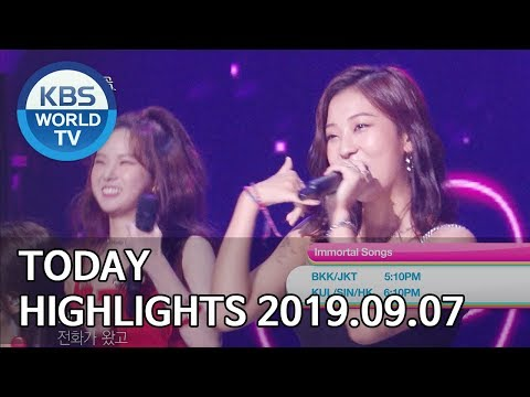 Today Highlights-Yu Huiyeol's Sketchbook/Immortal Songs/Mother of Mine E93-94 [2019.09.07]