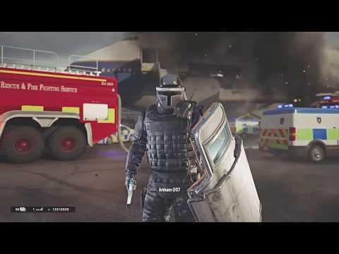 R6 Siege: Terrorist Hunt / Monty