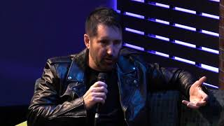 Nine Inch Nails Interview Competing With Modern Day Festivals/Social Media