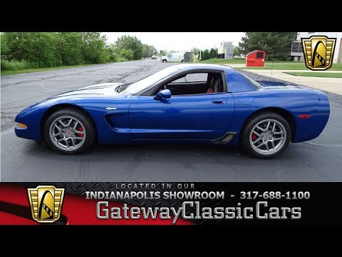 2002 Chevrolet Corvette for Sale - CC-996187