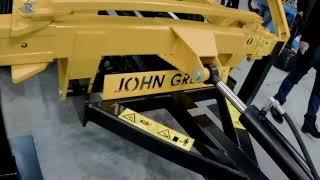 Виставка зернові технології 2018 (JOHN GREAVES)