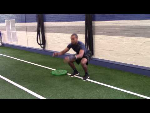 Kneeling Jumps