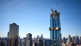 Inside Australia's Tallest New Skyscraper