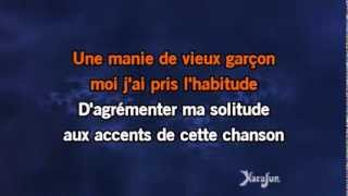 Karaoké Fernande - Georges Brassens *